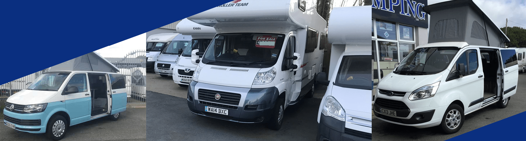 Buy Motorhomes and Campervans